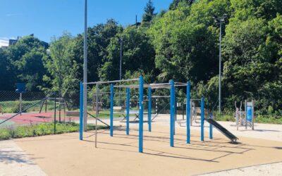 Közösségi sportparkok biztonságos használata