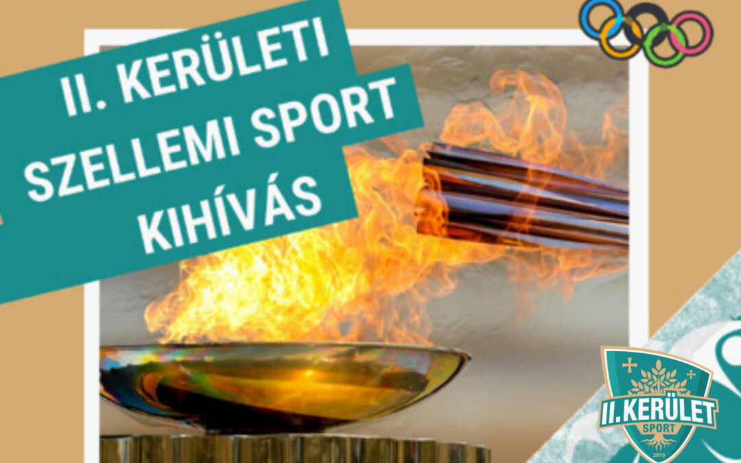 Szellemi Sport Kihívás a Magyar Sport Napja alkalmából – EREDMÉNYEK