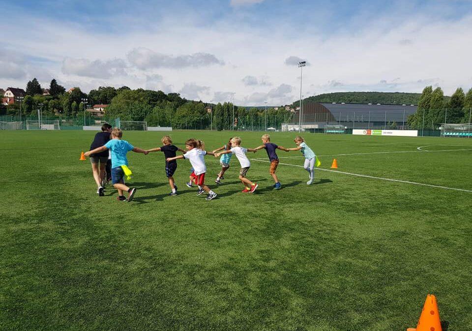 Pokorny Sport(os) Tábor Augusztusban           – 2020 –