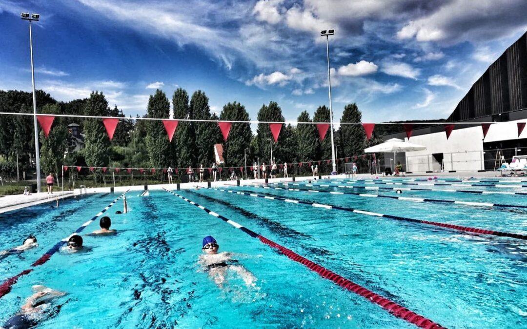 Nyári úszótábor olimpikon úszóedzőkkel